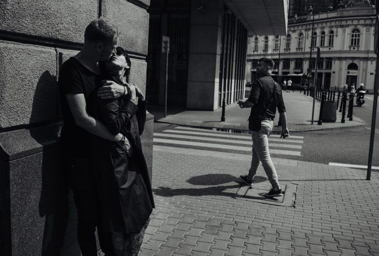 Warszawa i zakochani